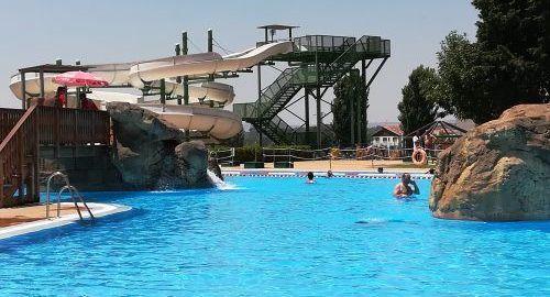 piscinas en Huesca