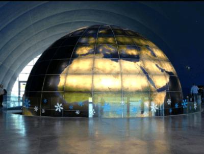 Planetario de Huesca: actividades familiares