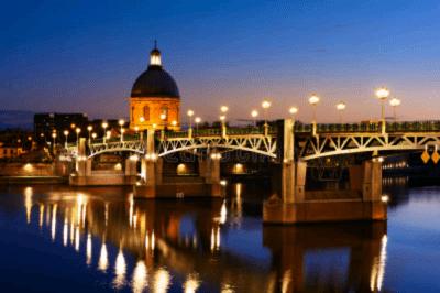 Río Garonne Toulouse