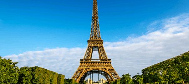 París y su Torre Eiffel