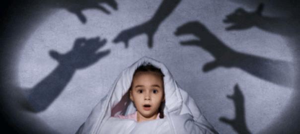 Cuentos de miedo infantiles