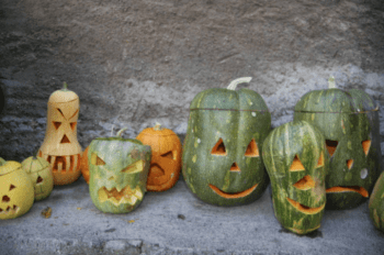 Halloween en Trasmoz
