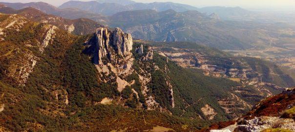 Pico Gratal en Huesca
