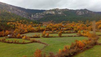 Foz de Salinas Villalangua Huesca