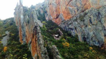 Foz de Salinas excursión Huesca