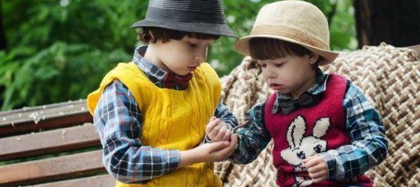 Ahorrar en ropa infantil de marca