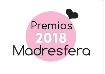 #PremiosMadresfera2018 mi blog nominado