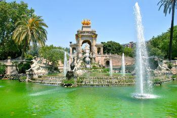Barcelona con niños La Ciutadella
