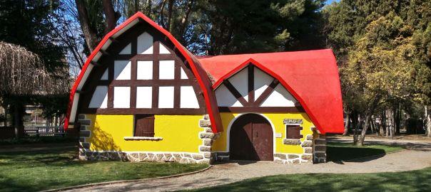 La Casita de Blancanieves en Huesca