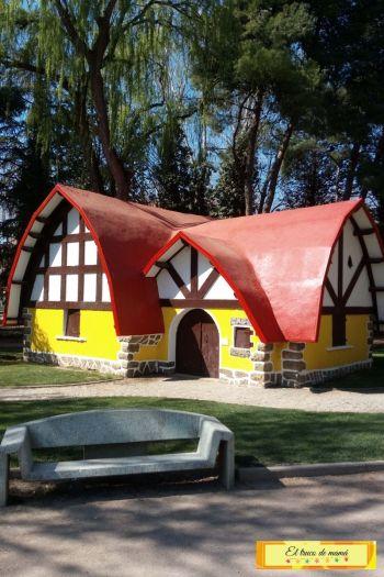 La Casita de Blancanieves Huesca