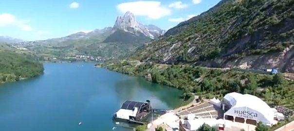 Pantano de Lanuza Pirineos Sur