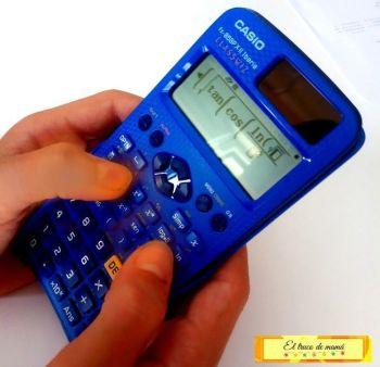 La calculadora en la escuela
