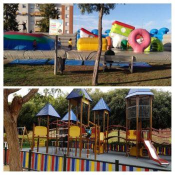 Áreas de Juego La ciudad de los niños