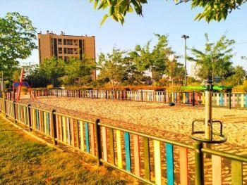 Áreas de Juego Parque Lineal