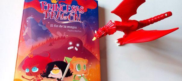 Princesas Dragón El fin de la magia