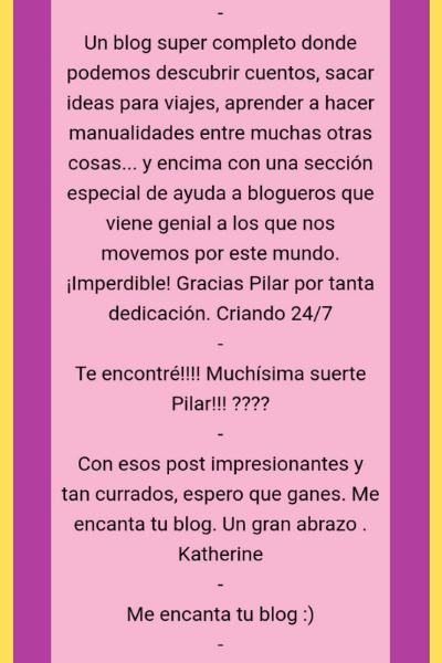 Premios Madresfera 2019