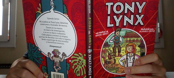 Los diarios de Tony Lynx libro