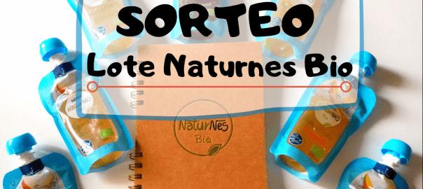 Sorteo Lote Naturnes Bio de Nestlé