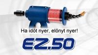 EZ.50 zsinórbefúvó készülék