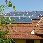 Napelemek a tetőn, SolarEdge Inverter alkalmazásával - Eltszer kivitelezés