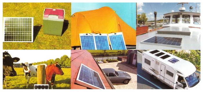 Napelemes megoldások: FLEXI PV napelemek minden célra