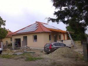 Kecskemét, 6 kW-os napelem rendszer kiépítése, 2-es kép