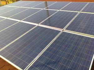 Kiskunfélegyháza, Móraváros, 5 kW-os napelemes rendszer, 3-es kép