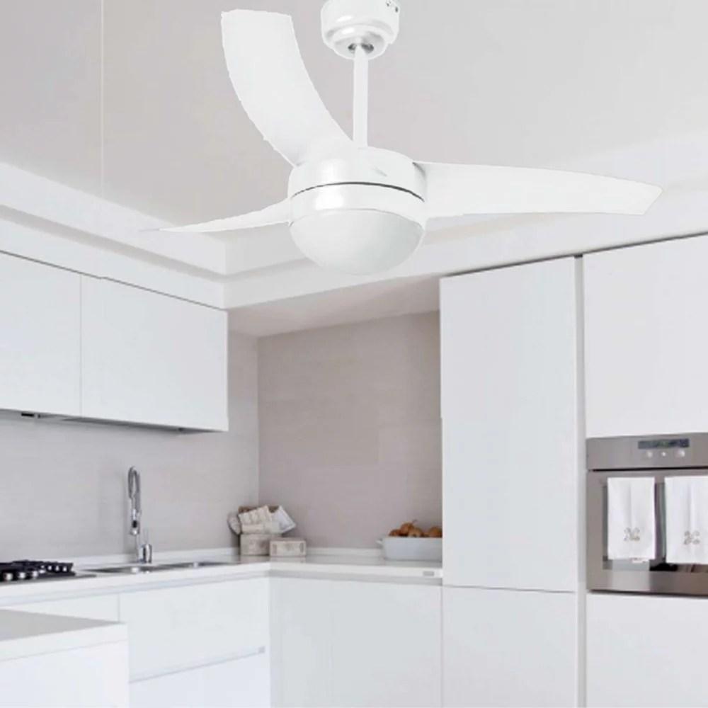 Ventilatore Soffitto con luce e telecomando