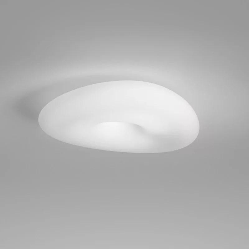 Linea Light MADE Mr Magoo Plafoniera Circolare 50 cm 27W LED  Soffitto  Linea Light  MaDe
