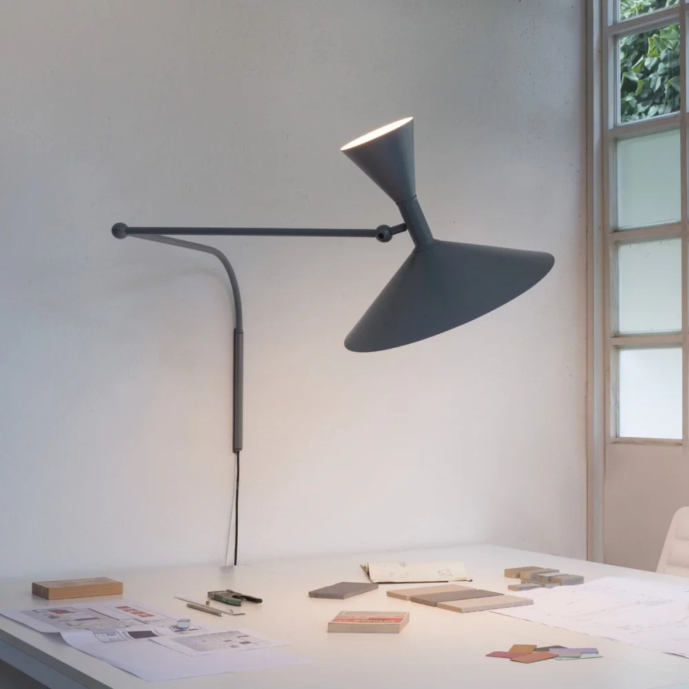 Lampe de Marseille design Le Corbusier di Nemo su eluce