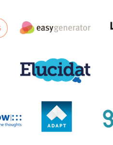 authoring tools comparison  review also elearning and rh elucidat