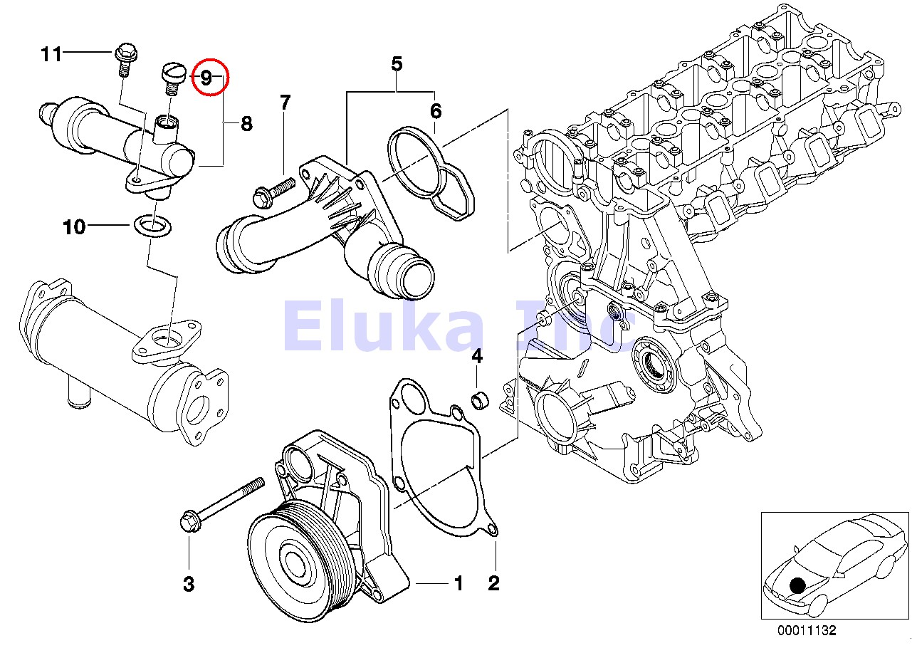 Cooling System news: Cooling System E46