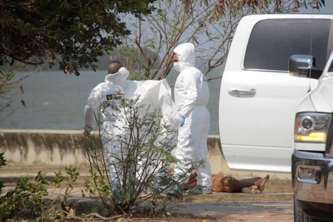 Con video, Policía busca identificar a autores de linchamiento en La Perimetral
