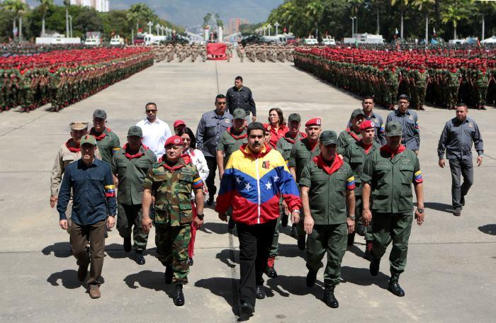 El presidente de colombia, iván duque, no descartó decretar el estado de conmoción interior ante la situación de orden público. Maduro Amenaza Con Estado De Conmocion Interior En Venezuela El Universal Cartagena
