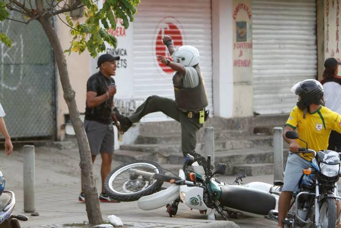 Resultado de imagen para nuevo código de policía