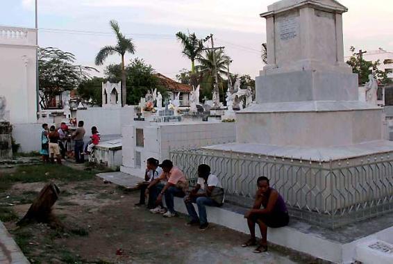 Cementerio de Manga.