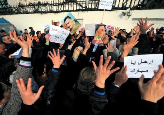 Túnez sigue convulsionado.