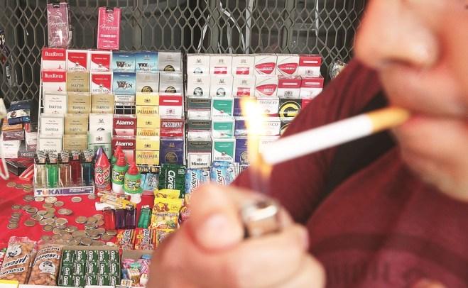 Cigarros sueltos