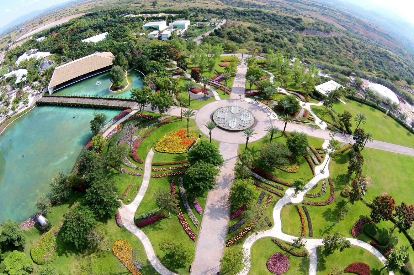 Resultado de imagen para jardines de mexico