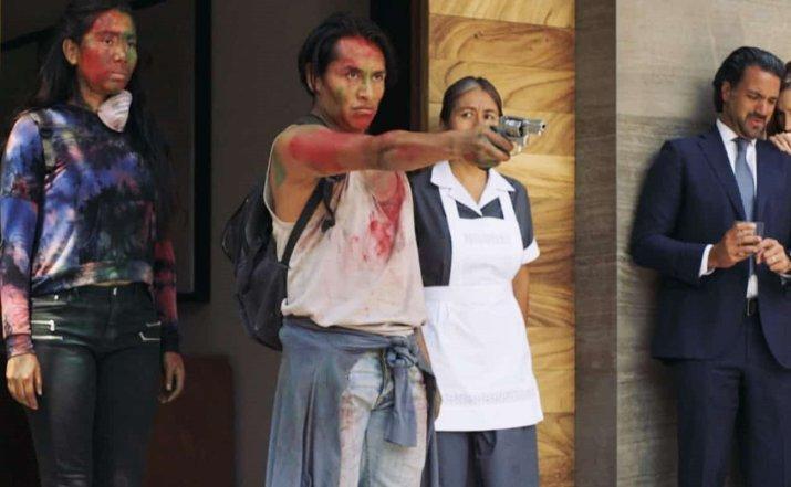 """Nuevo orden"""" llega a los cines, retrata lo peor que existe en la sociedad"""