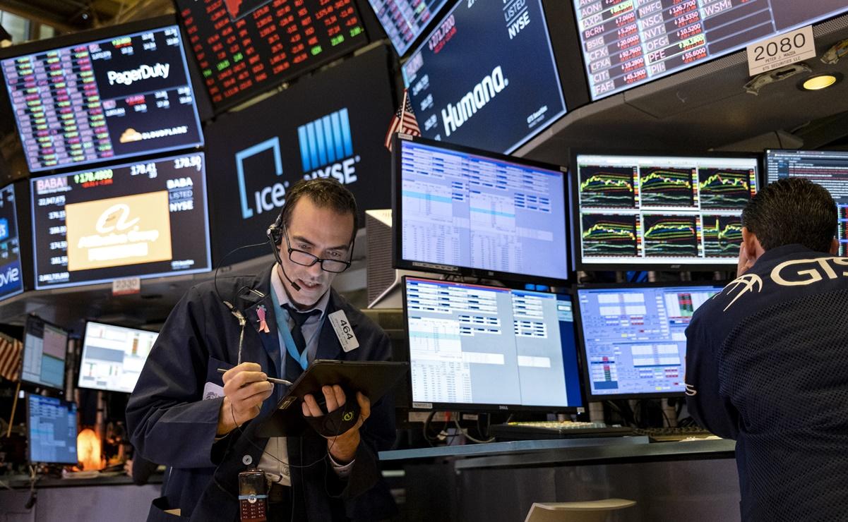 Wall Street se hunde 3%, Dow Jones en mínimos desde julio