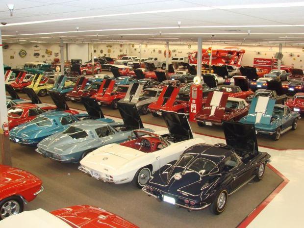 Museo corvettes subasta