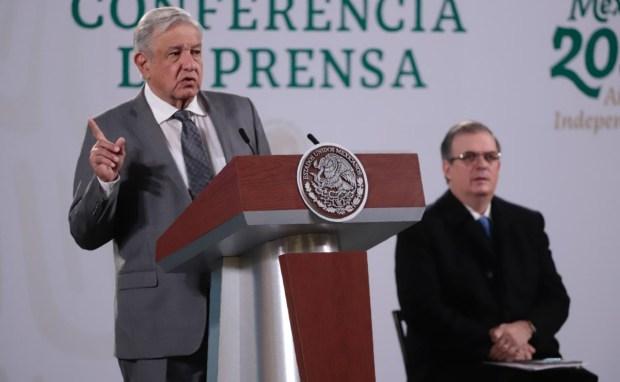 Vacunarán a maestros de Campeche el fin de semana; en febrero reiniciarán clases presenciales: AMLO