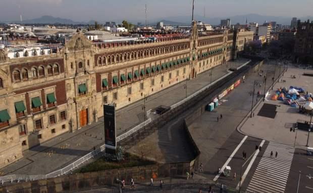 vallas, Palacio Nacional, 8M