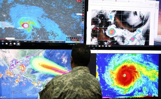 Entérate. ¿Qué tan fuerte puede llegar a ser un huracán?