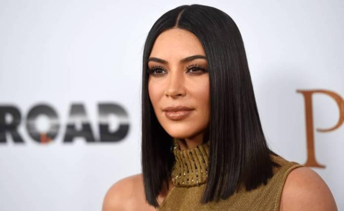 Así se veía Kim Kardashian a los 17 años
