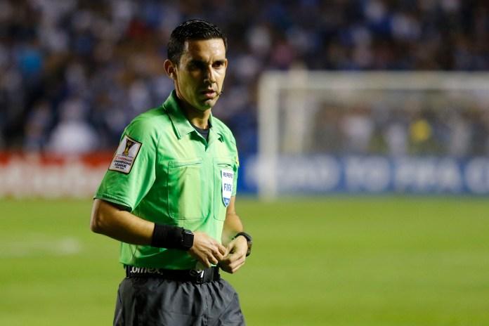 César Ramos pitará el Clásico Joven