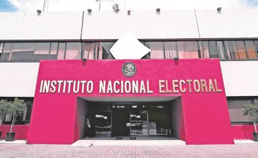 INE retira registro a Encuentro Solidario, Redes Sociales Progresistas y Fuerza por México