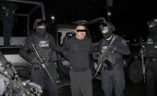 Agente detenido de FGJ-CDMX buscaba controlar la Unión Tepito