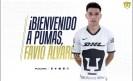 Pumas confirma a Favio Álvarez como su nuevo refuerzo